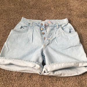 Republic light wash button up jeans